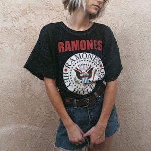 Ramones sweater tee